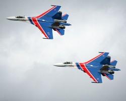 Истребительи Су-27