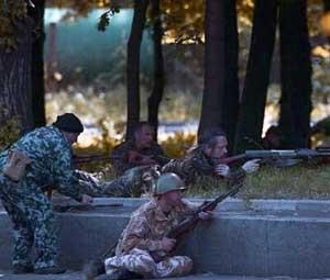 Сводки от ополчения и данные от военкоров 6 июня 2015