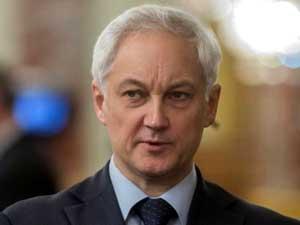 Помощник президента России Белоусов