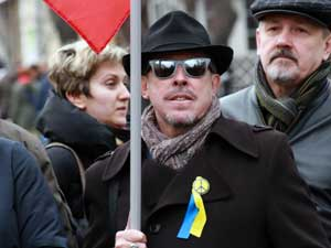 Макаревич в защиту Украины