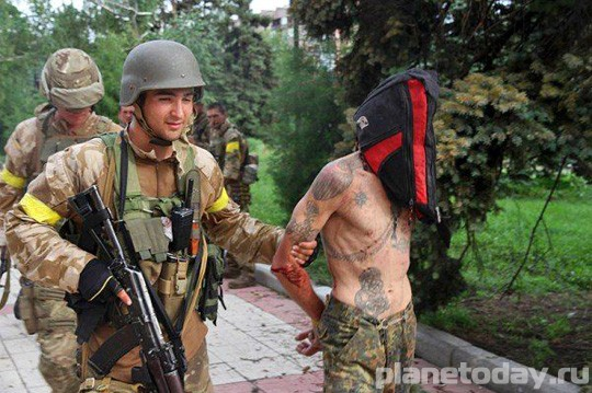Спасаясь от мобилизации, в украинских селах могут взяться за вилы