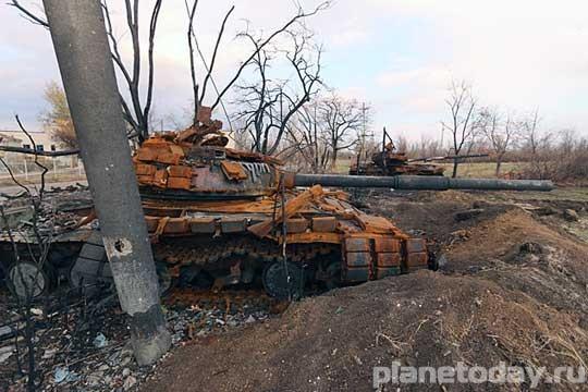 Украина требует перемирия, убивая мирных жителей