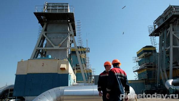 Украина сэкономила на реверсных поставках почти 0 млн