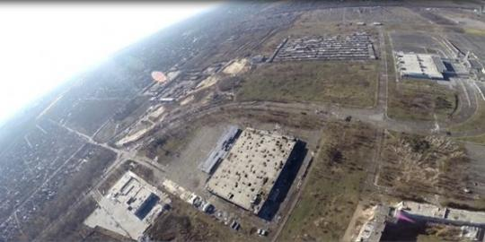 Вокруг Донецка сосредоточены сотни единиц бронетехники