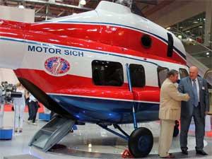 Мотор Сич продает свою продукцию в Россию