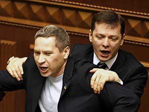 Украина не стала вводить военное положение