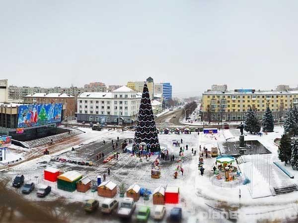 С Новым Годом, Луганская Республика!