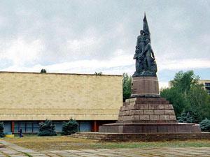 Помощь жителям Новосветловки