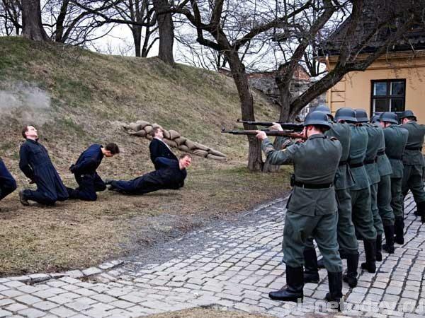 Учатсников АТО будут расстреливать за невыполнение приказов
