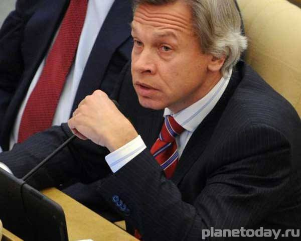 Глава Комитета Госдумы по международным делам Алексей Пушков считает, что те, кто сбил Боинг, не остановятся перед новыми преступлениями. На Украине возможна любая провокация