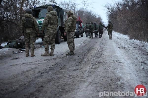 Украина готова начать войну с Россией