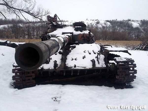 Украинскую армию собираются замкнуть в три котла