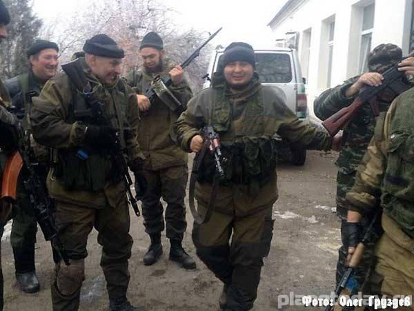 Сводка военных событий в Новороссии от Бориса Рожина