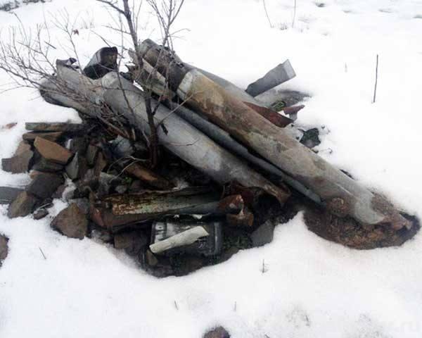 В Луганской области пострадали Счастье и Попасная