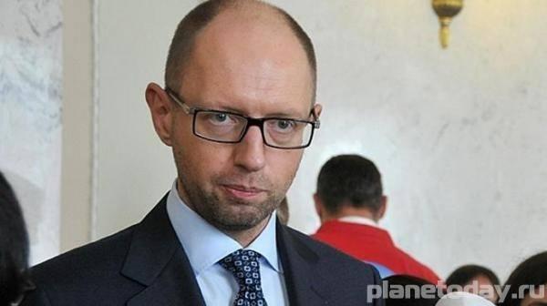 Сакральная жертва найдена - на заклание пойдет Яценюк