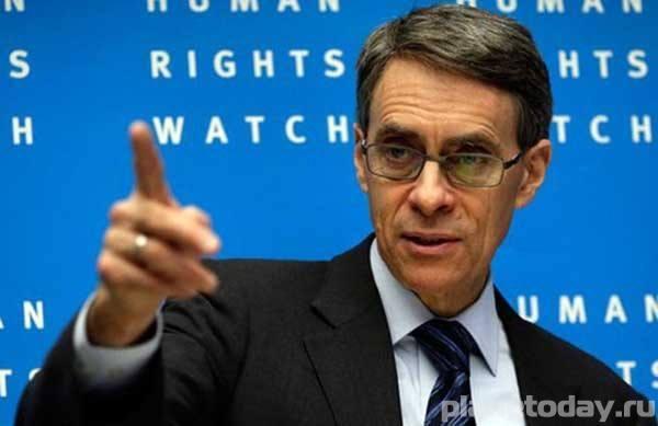 Директор Human Rights Watch ответил Яценюку на заявление о «Градах»
