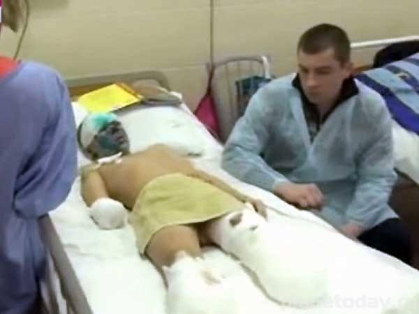 Рошаль призвал провести переговоры по украинскому конфликту у постели тяжелораненого Вани