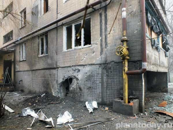 Сводка боевых действий и других событий Новороссии 09.04.2015