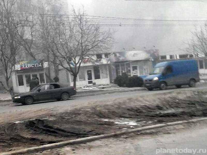 Война - форма жизни киевской хунты