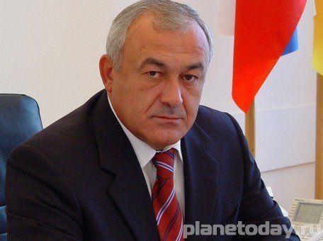 Глава Северной Осетии