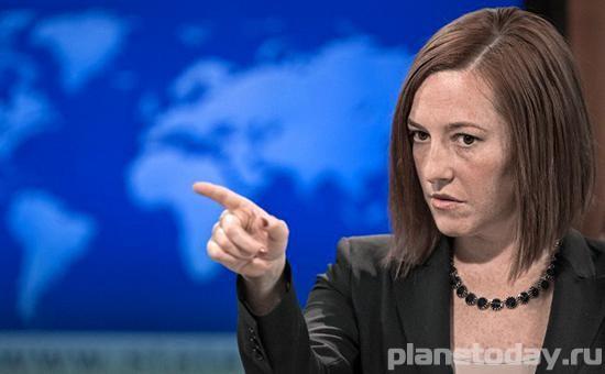 США обвинили Россию в подрыве мирного процесса на Украине