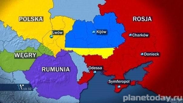 Россия может отказаться признавать целостность Украины