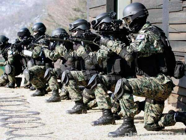 На Донбасс прибывает элитное и самое боеспособное подразделение США