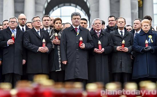 Конец проекта незалежности: о ситуации на Украине
