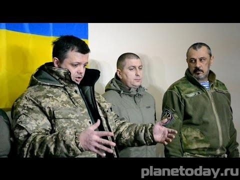Перлы плохого танцора Семенченко о Донбассе