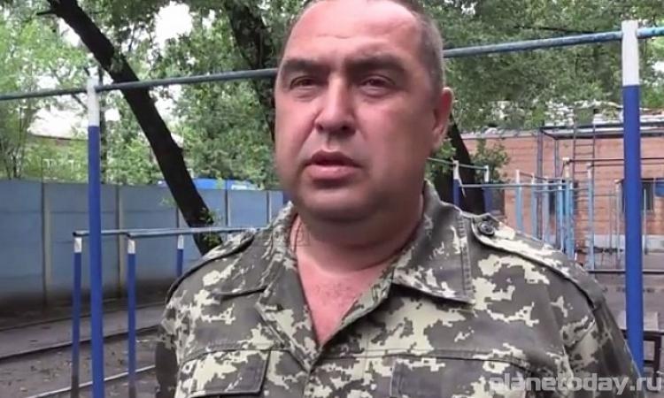 В ЛНР 5 мая вступил в силу Закон «О военном положении»