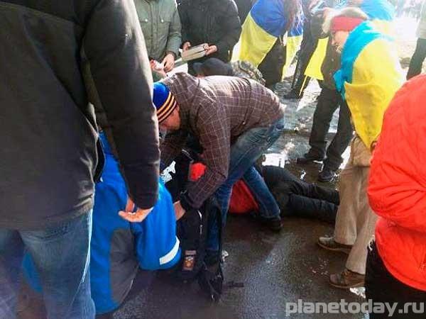 В Харькове объявлена АТО. Город готовят к резне и террору