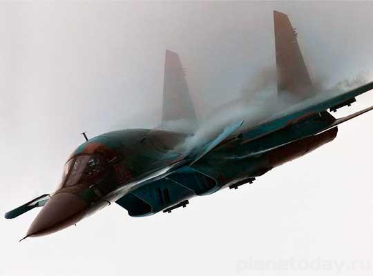 Тренировочные атаки отрабатывают на кораблях НАТО, вошедших в Черное море, российские самолеты