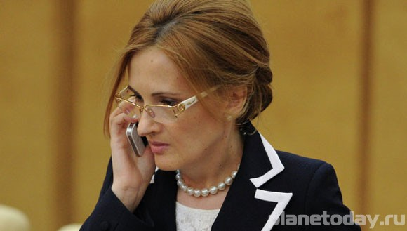 Ирина Яровая предлагает поощрять информаторов полиции из бюджетных средств