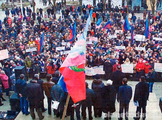 Экономическая жизнь в ЛНР - пенсии и зарплаты