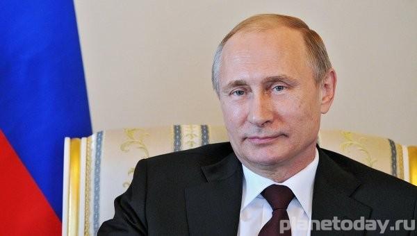 10 афоризмов от Путина
