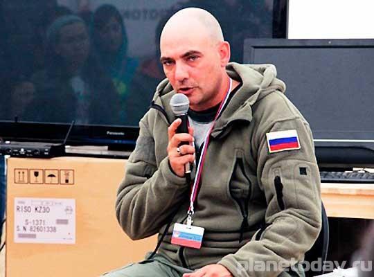 Дмитрий Стешин: Считаю Донбасс своей второй Родиной