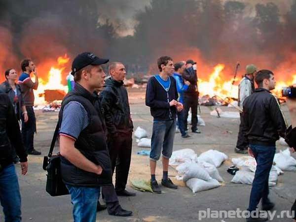 Одесский депутат, причастный к бойне в Доме профсоюзов, явился на московский марш оппозиции