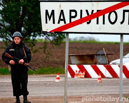 милиционеры в ДНР