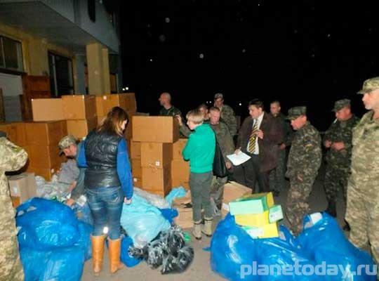 Украинские волонтеры - успешные наследники Мавроди
