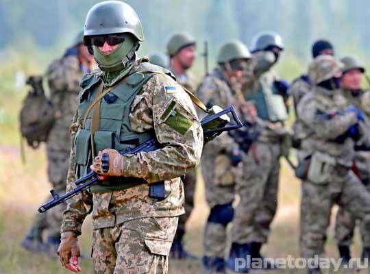 Украине разрешили не выполнять минские договоренности