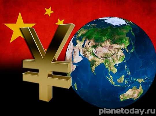 Китай приветствует решение России о вступлении в банк AIIB