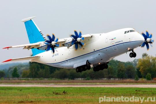 РФ исключила Ан-70 из программы вооружения и намерена взыскать с Киева 2,95 млрд рублей
