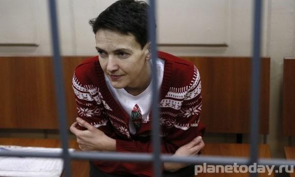 Надежде Савченко предъявлено окончательное обвинение