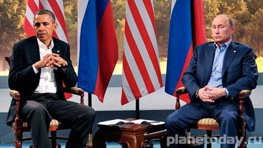 Труден выбор Европы: США или Россия?
