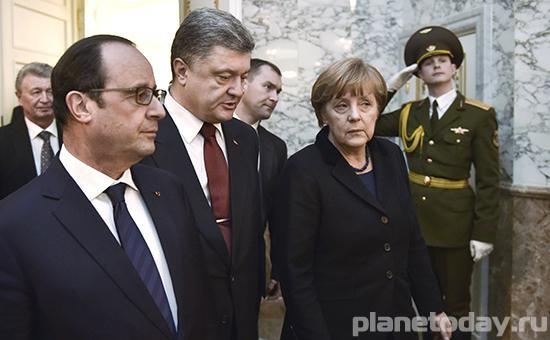 В Москве отказались признавать решения Верховной Рады по Донбассу