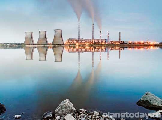 Теплоэлектростанции Украины балансируют на грани закрытия