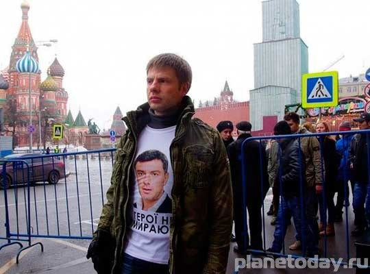 Истязания Алексея Гончаренко