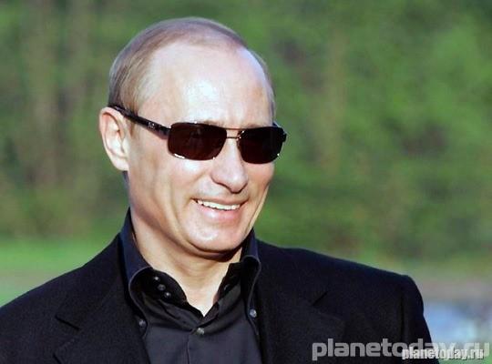 Путин начинает и выигрывает