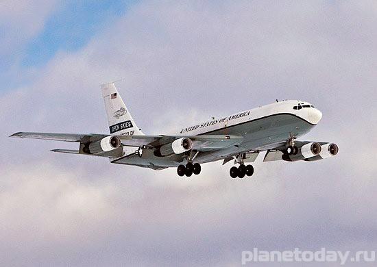 самолет ОС-135Б