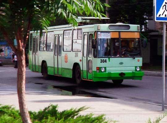 В апреле в Луганске на маршруты вновь выйдут троллейбусы